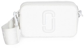Marc Jacobs The Snapshot DTM Coated Leather Camera Bag