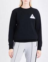 Palm Angels Palm Icon cotton-jersey sweatshirt