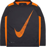 Nike Dri-FIT Long-Sleeve Legacy Top - Toddler Boys 2t-4t