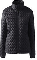 Classic Women's Packable Primaloft Jacket-Vivid Cobalt