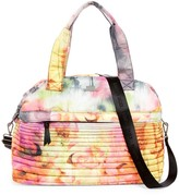 Steve Madden Wilty Quilted Nylon Duffle