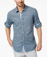 INC International Concepts I.n.c. Men's Chambray Shirt, Created for Macy's