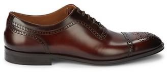 Bruno Magli Ancona Leather Oxfords