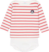 Petit Bateau Breton stripe cotton sailor top bodysuit 3-24 months