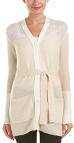Escada Sport Wool & Mohair-blend Cardigan.
