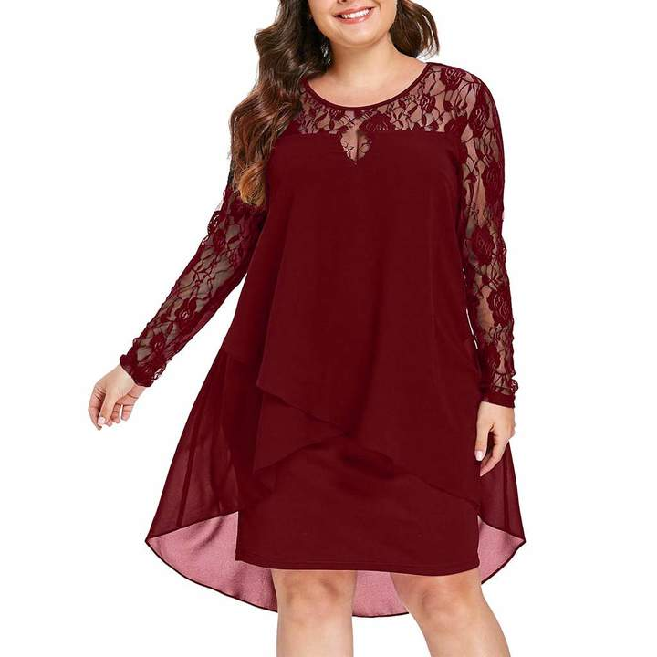 fbe97fa113 Red High Low Hem Dresses - ShopStyle Canada