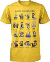 JINX Minecraft Career Opportunities Youth Shirt