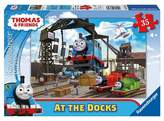Thomas & Friends At the Docks 35pc Puzzle