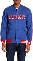 Mitchell & Ness New England Patriots Fleece Jacket