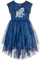 My Little Pony Dress, Little Girls (4-6X)