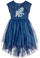 My Little Pony Dress, Toddler and Little Girls (2T-6X)