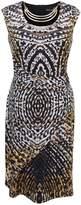 Frank Lyman Animal Print Dress