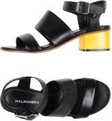 Halmanera Sandals
