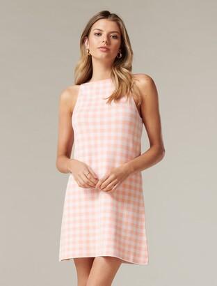 Ever New Elena A-line Mini Knit Dress