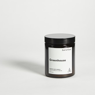 Earl of East London - Handpoured Soy Wax Scented Candle Greenhouse - 170 ml