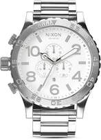 Nixon 51-30 Chronograph Watch, 51mm