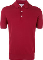 Brunello Cucinelli classic polo shirt - men - Cotton - 52