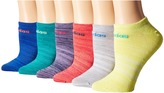 adidas Superlite 6 Pair No Show Socks
