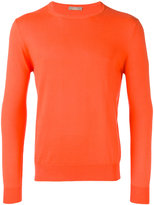 Cruciani knitted sweater - men - Cotton - 46