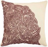 "Blissliving Home Kenza 14"" Square Decorative Pillow"