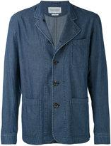 Oliver Spencer Palmers Artist jacket - men - Cotton/Polyester/Acetate - 38