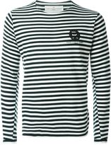 Golden Goose Deluxe Brand striped jumper
