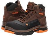 Wolverine Overpass Mid Composite (Summer Brown) Men's Work Boots