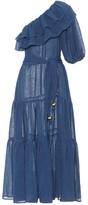 Lisa Marie Fernandez Arden linen-blend maxi dress