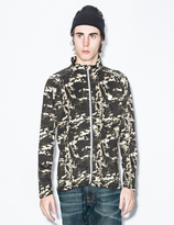 Undefeated Camo O.P. Camo Tech Full Zip Jacket