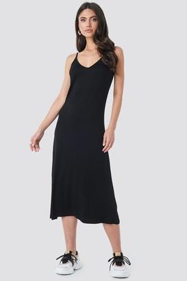 Trendyol Halter Strap Midi Dress
