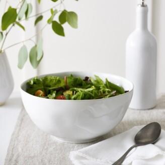 The White Company Portobello Salad Bowl , White, One Size