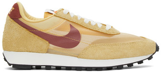 Nike Yellow Daybreak SP Sneakers