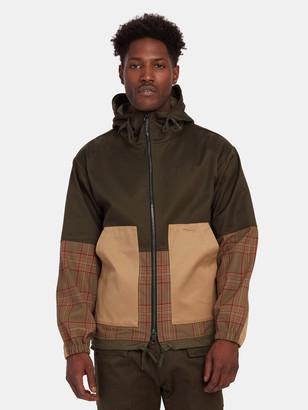 Barena Capospalla Brusca Drawstring Hood Coat