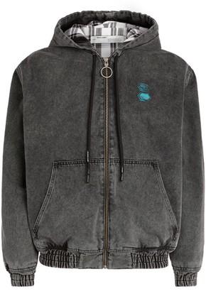 Off-White Padded Denim Jacket