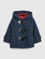 Gap Baby Herringbone Duffle Coat