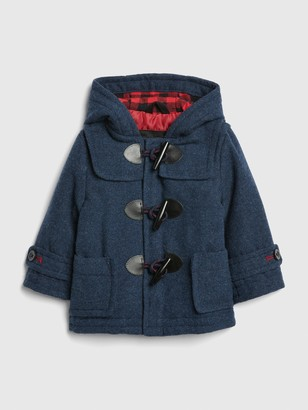 Gap Baby Herringbone Duffle Coat