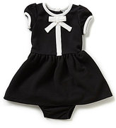 Rare Editions Baby Girls 3-24 Months Textured Knit Dress