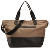 Leather Weekend Bag Shopstyle