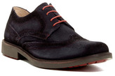 Donald J Pliner Wingtip Suede Oxford