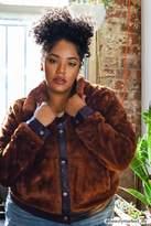 Forever 21 Plus Size Faux Fur Jacket