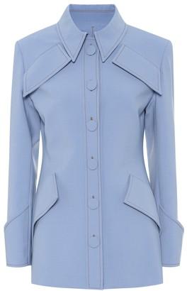 Ellery Anti Hero stretch wool-blend jacket