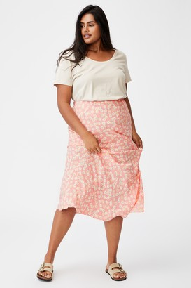 Cotton On Curve All Day Slip Skirt