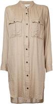Etoile Isabel Marant shirt dress - women - Cotton/Modal - 38