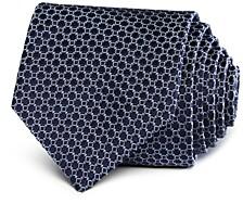 John Varvatos Geometric Classic Tie