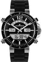 Jacques Lemans Men's 1-1712A Milano Sport Analog with Analog-Digital Display Watch