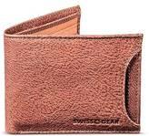 Swiss Gear Men's Wallet Open No Closure Brown
