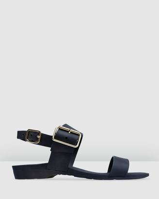 Bared Footwear - Women's Black Sandals - Sanderlings Flat Sandals - Women's - Size One Size, 35 at The Iconic