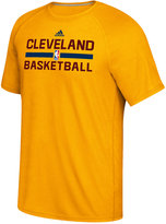adidas Men's Cleveland Cavaliers On Court Graphic Climalite T-Shirt