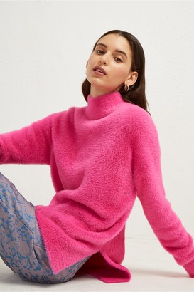 French Connection Edith Knit Side Split Jumper