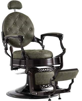 Symple Stuff Spruce Hill Manual Rocker Recliner Symple Stuff Fabric: Brown Frame & Army Green Leather